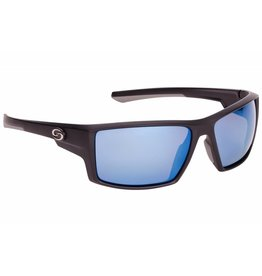 "strike king S11 SG ""Pickwick""Matte Black FrameMulti-Layer White Blue Mirror Gray Base Lens"