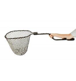 YAKATTACK Leverage Landing Net®, 12'' x 20'' Hoop with Foam Extension