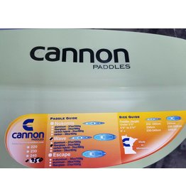 Cannon Wave Fiberglass Shaft