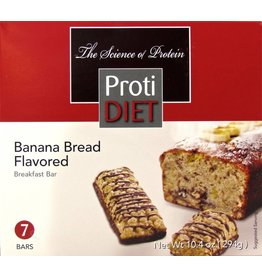 ProtiDiet Banana Bread Bar