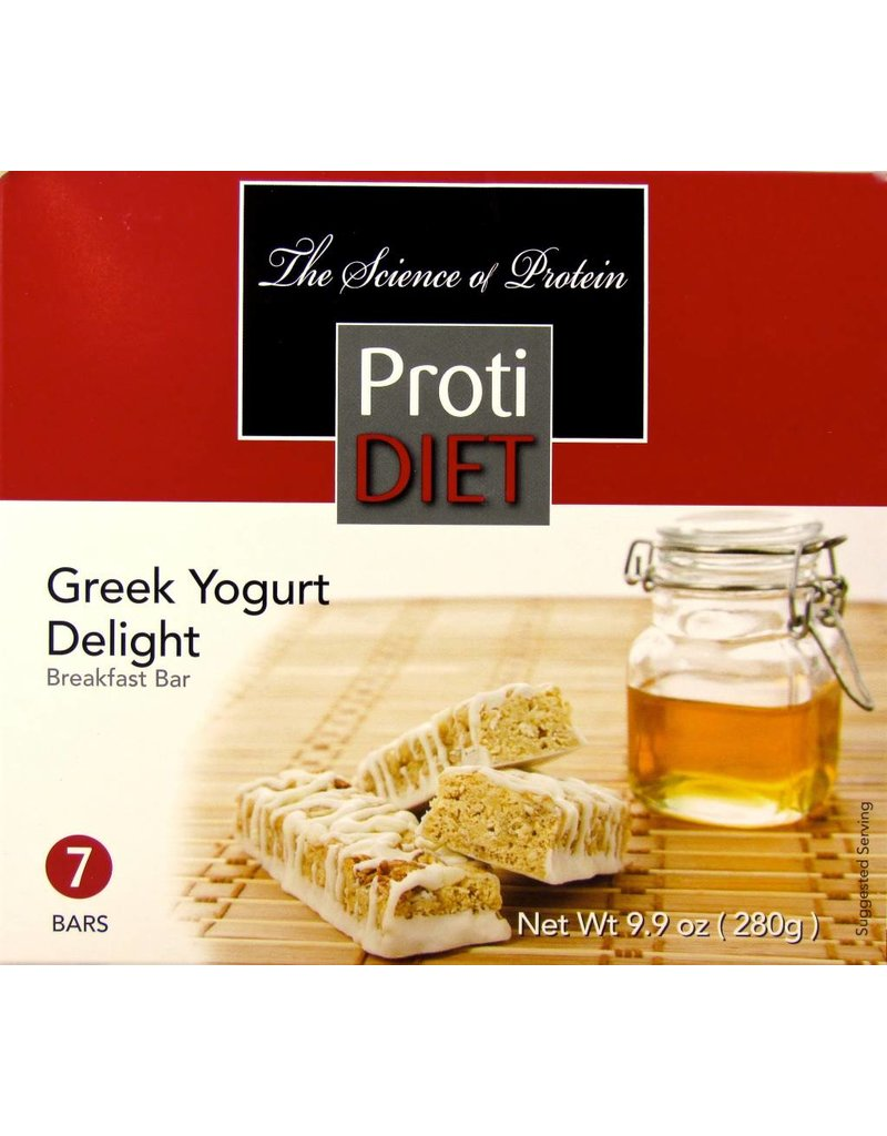ProtiDiet Greek Yogurt Delight Bar