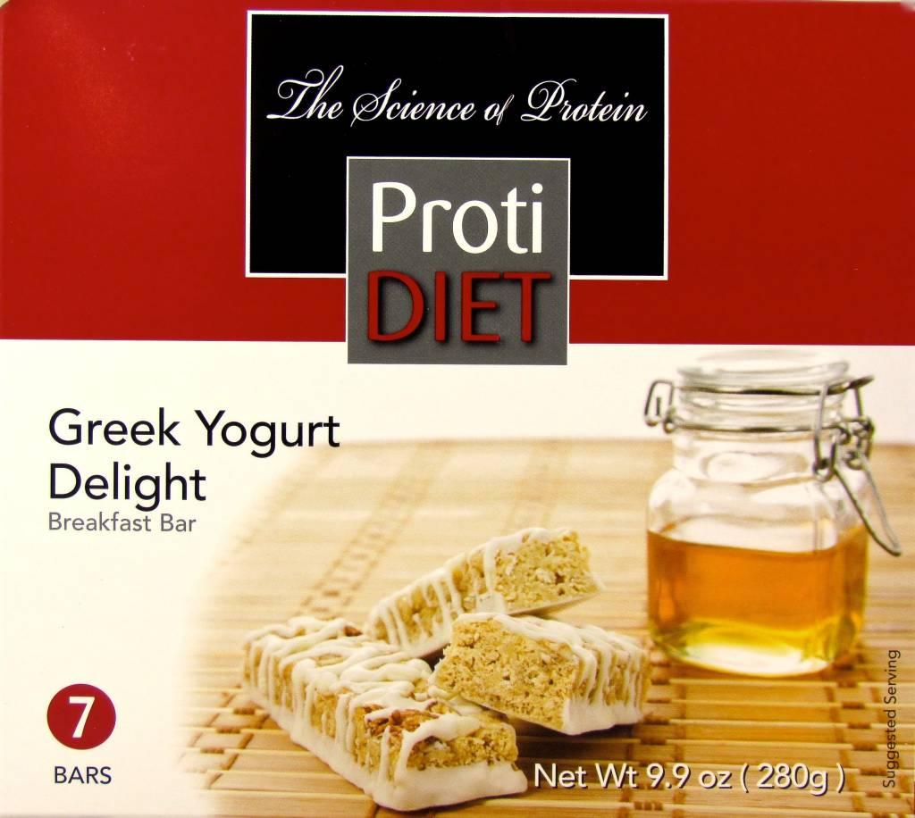 ProtiDiet Greek Yogurt Delight Bar