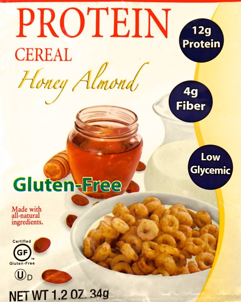 Kay's Naturals Honey Almond Cereal