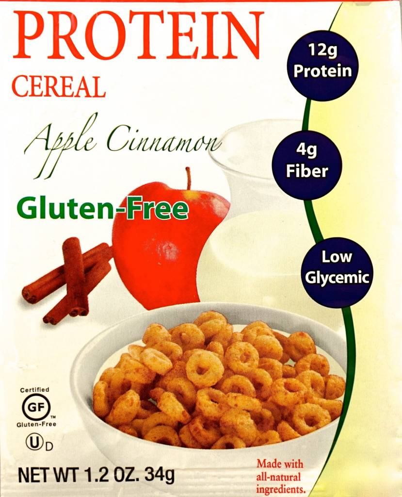 Kay's Naturals Apple Cinnamon Cereal