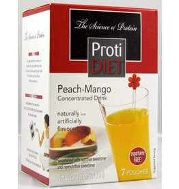 ProtiDiet Peach-Mango Drink Concentrate