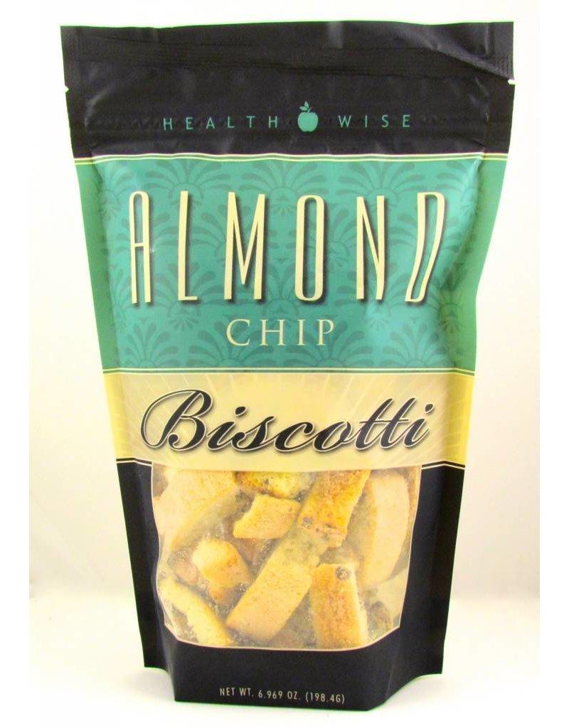 Healthwise Almond Chip Biscotti