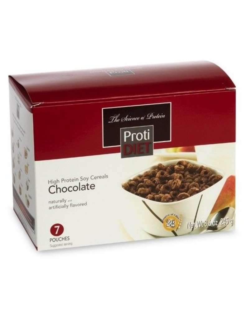 ProtiDiet Chocolate Cereal - MedTeam Weight Loss, LLC