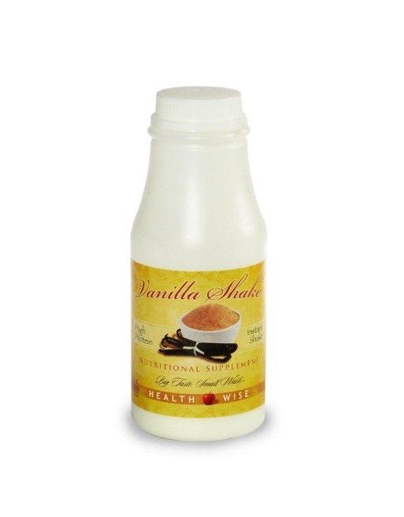 Healthwise Vanilla Shake - Shake Shake