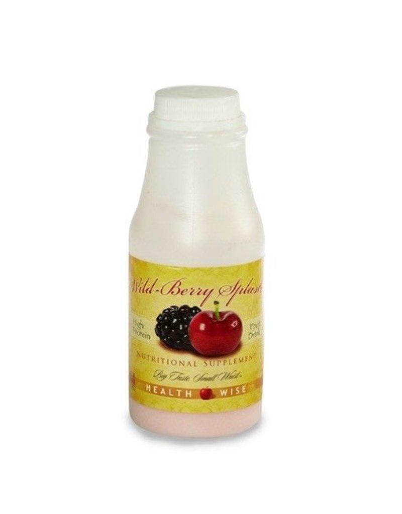 Healthwise Wildberry Splash - Shake Shake