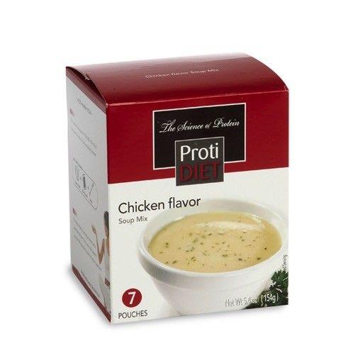 ProtiDiet Creamy Chicken Flavor Soup Mix