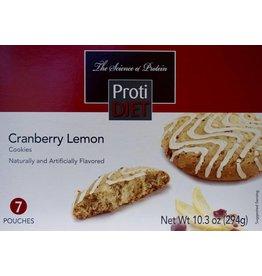 ProtiDiet Proti Cranberry Lemon Cookie