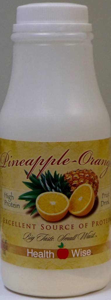 Healthwise Pineapple Orange - Shake Shake