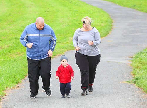 Steps To Being A Physically Fit Family