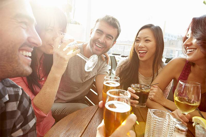 How Many Calories Do You Consume Through Alcohol?