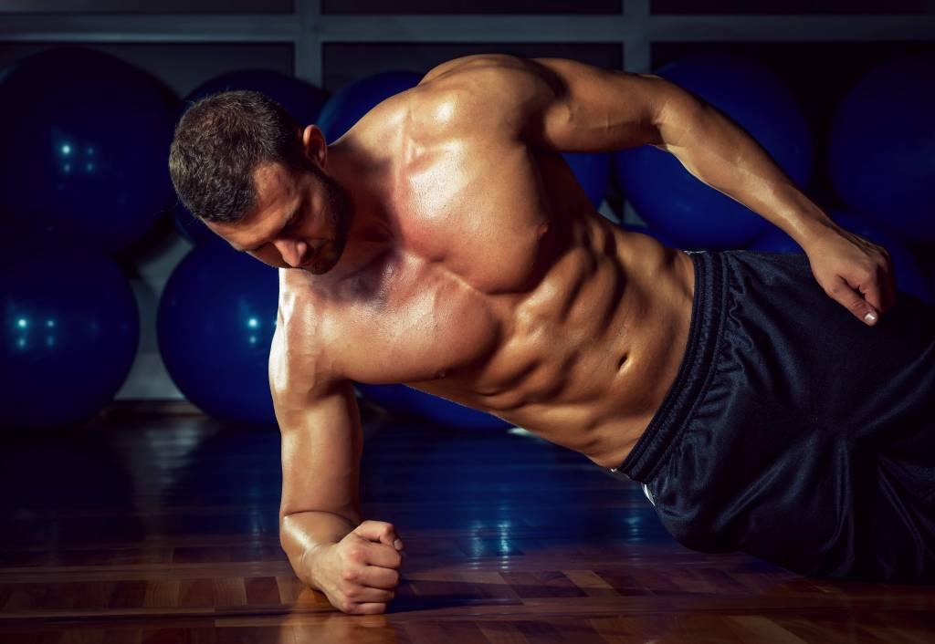 4 Abdominal Exercise Ideas