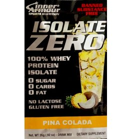 Inner Armour Isolate Zero Pina Colada Drink Mix