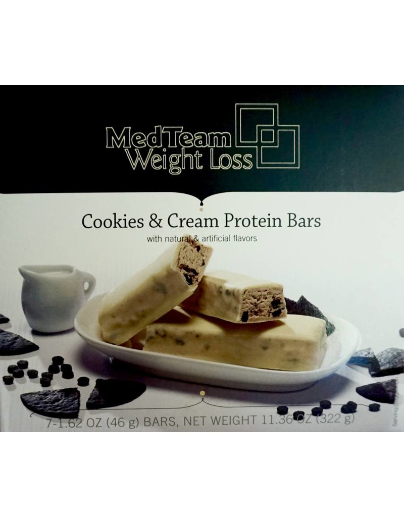 Bariatrix Cookies and Cream Protein Bar