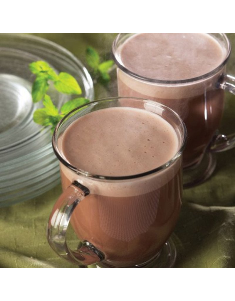 Healthwise Mint Hot Chocolate