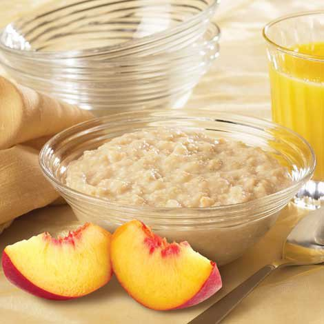 Healthwise Peaches & Cream Oatmeal