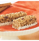 Healthwise Cinnamon Raisin Crispy Bars