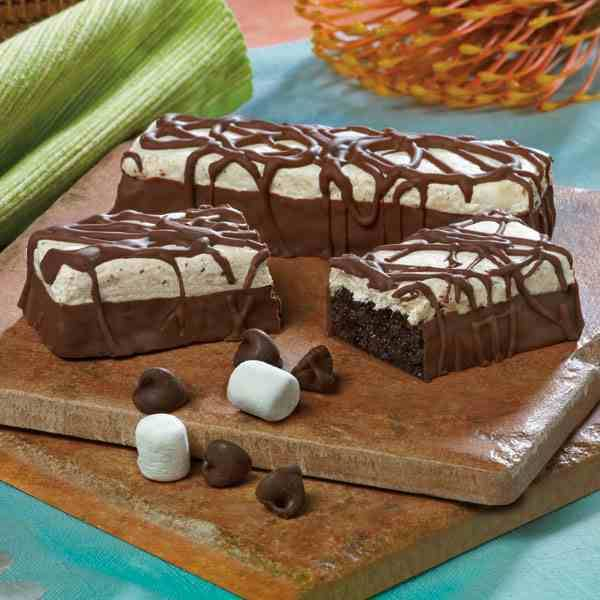 MedTeam Marshmallow Brownie Crisp Bar