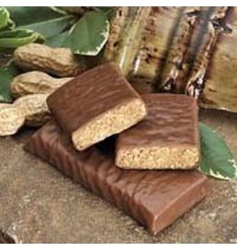 MedTeam Peanut Butter Crunch Bar with Chocolate Flavored Coating