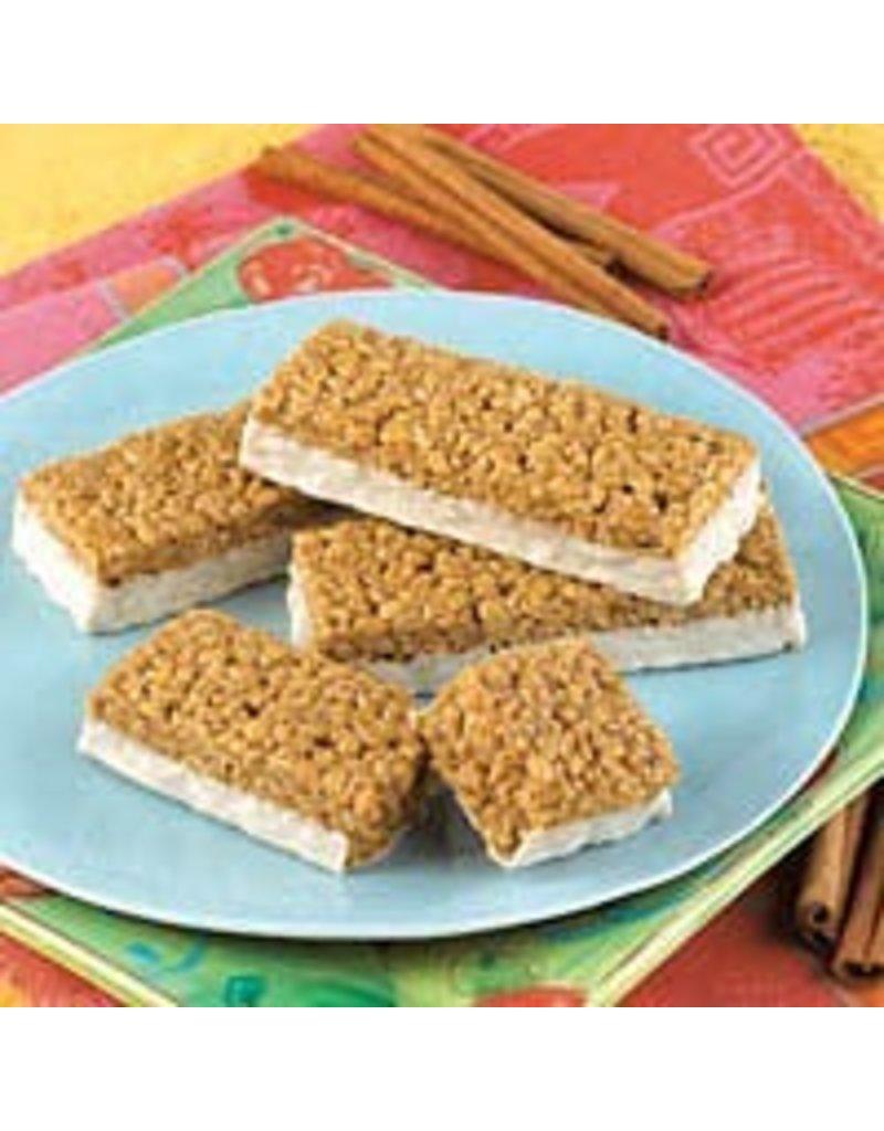 Healthwise Crisp N Crunch Cinnamon Bar