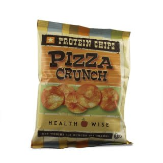 Healthwise Pizza Crunch Protein Chip