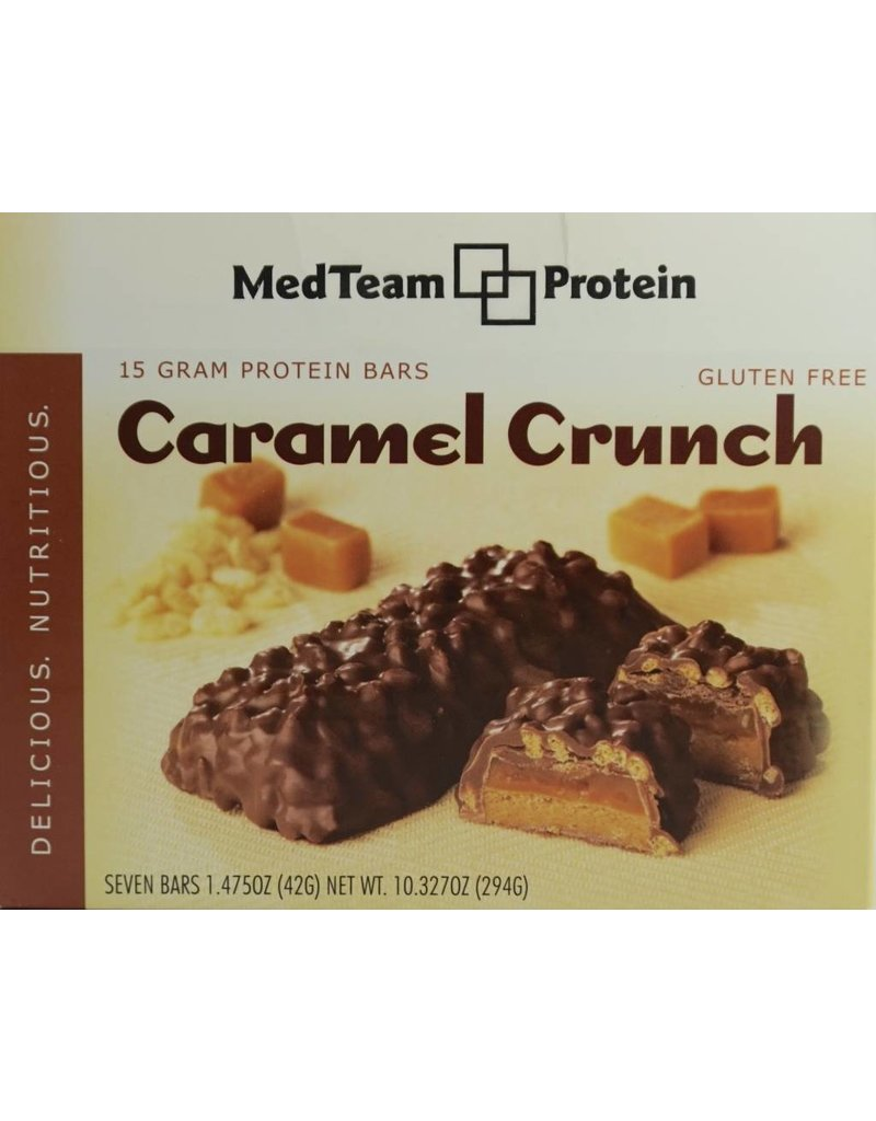 Healthwise Caramel Crunch Bar