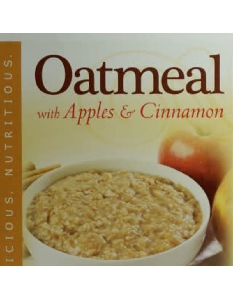 Healthwise Apples & Cinnamon Oatmeal