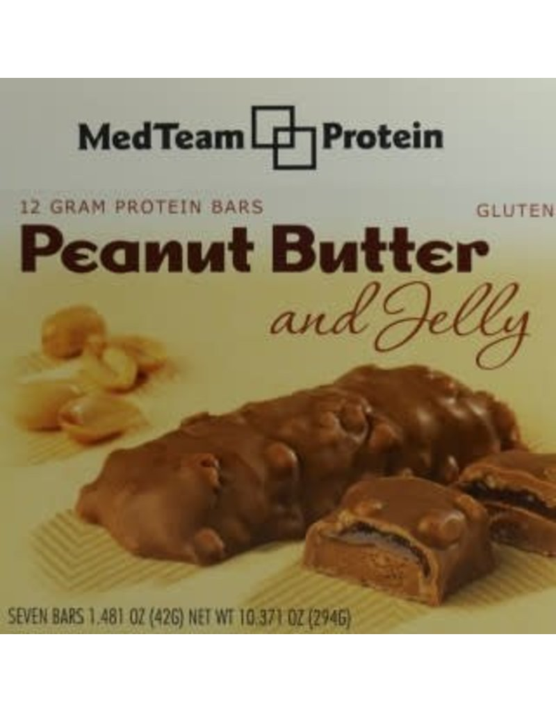 Healthwise Peanut Butter & Jelly Bar