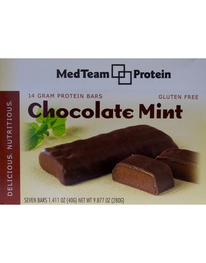 Healthwise Chocolate Mint Bar