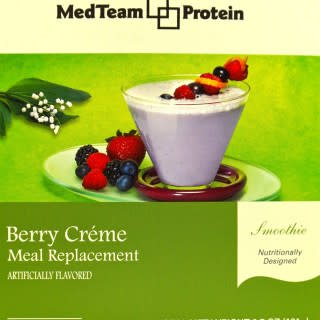MedTeam Berry Creme Smoothie