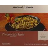 MedTeam Cheesesteak Pasta Entree