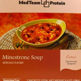 MedTeam Minestrone Soup
