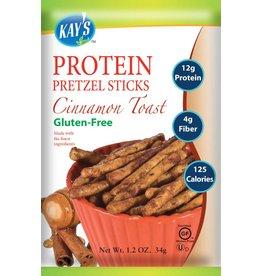 Kay's Naturals Cinnamon Toast Pretzels