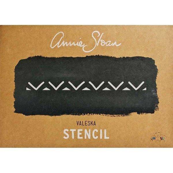 Annie Sloan Annie Sloan Stencil Size A3 - Valeska