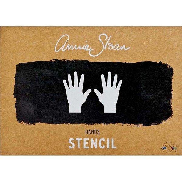 Annie Sloan Annie Sloan Stencil Size A4 - Hands