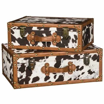 Cowhide Cases SHIPS FREE