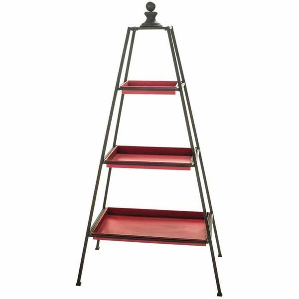 Pyramid Shelf, 3 Tier
