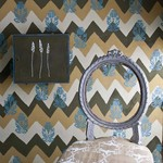 Annie Sloan Annie Sloan Stencil Size A3 - Lavender