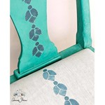 Annie Sloan Annie Sloan Stencil Size A4 - Bell Flowers