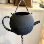 Teapot Rain Chain