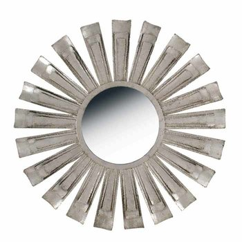 Sunburst Metal Mirror SHIPS FREE