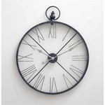 Avery Metal Wall Clock SHIPS FREE