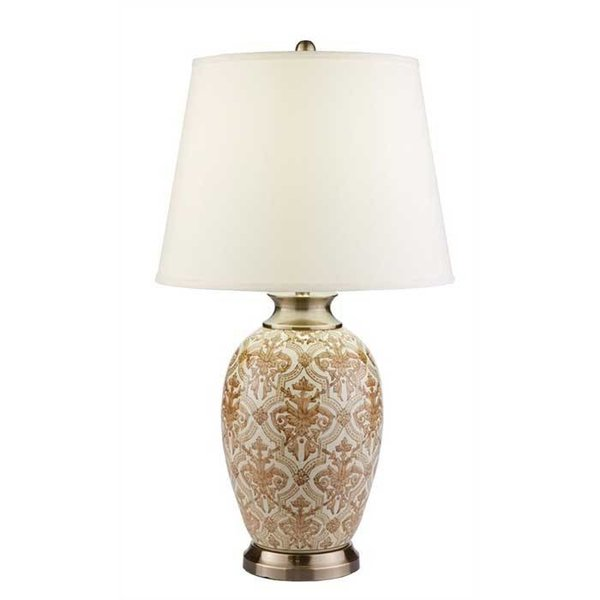 Beaumont Ceramic Lamp SHIPS FREE