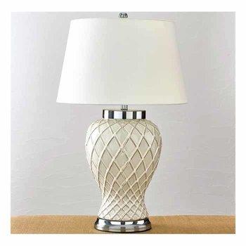 Trellis Ceramic Lamp SHIPS FREE