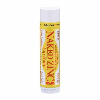 The Naked Bee Naked Zinc SPF 15 Lip Balm
