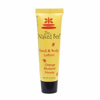 The Naked Bee Hand & Body Lotion, 0.5oz