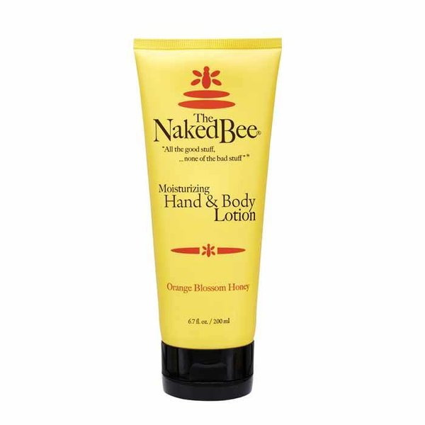 The Naked Bee Orange Blossom Honey Hand & Body Lotion, 6.7oz